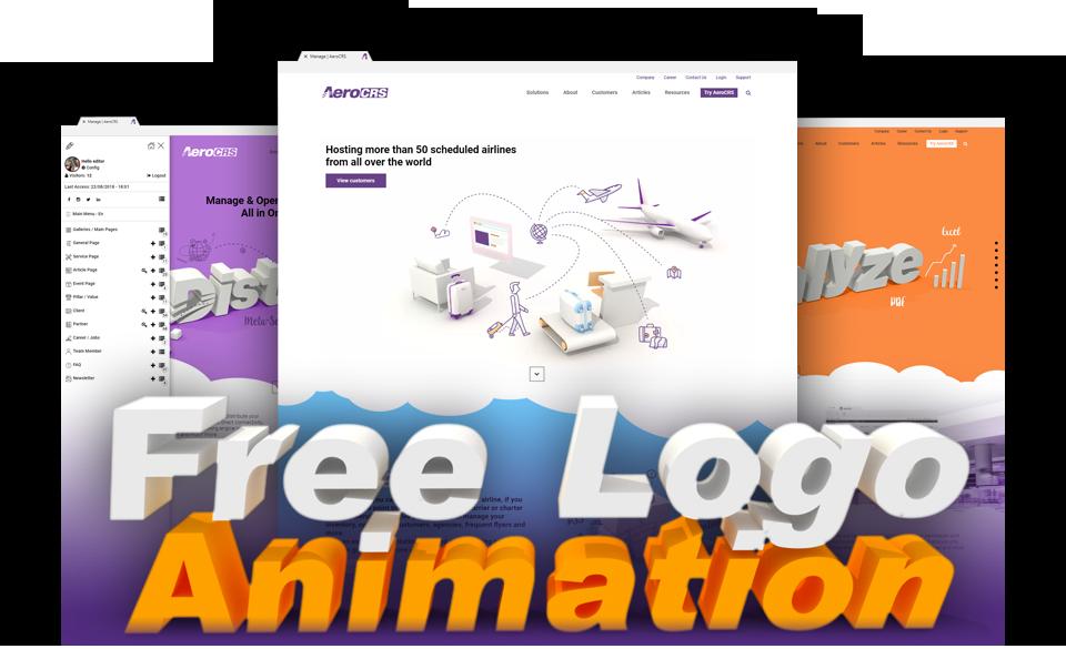Free Logo Animation Coupon Veroccio